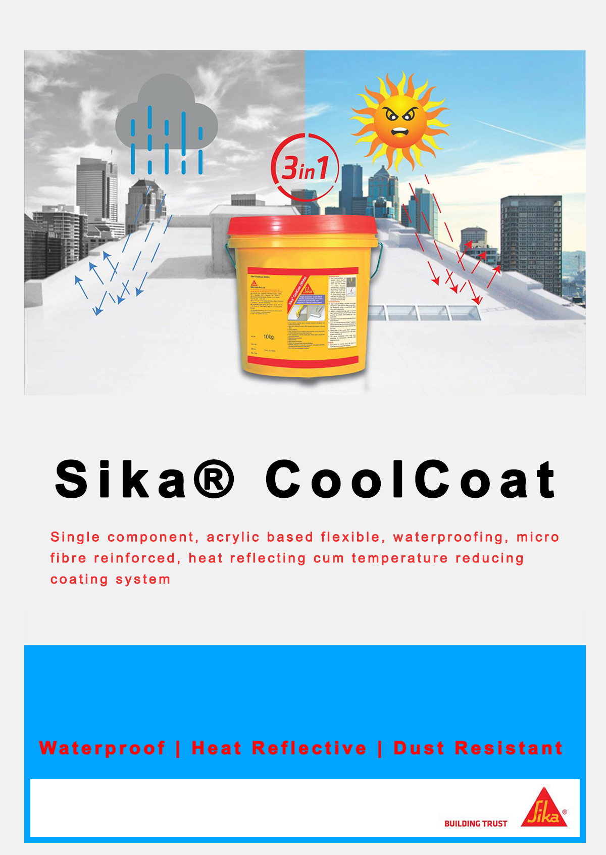 Sika cool coat